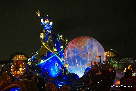 ディズニーのクリスマスイベント