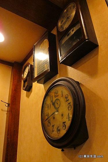 昭和の雰囲気のカフェ