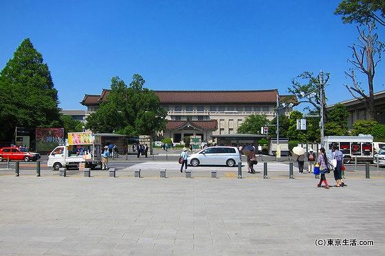 東京国立博物館の見どころ