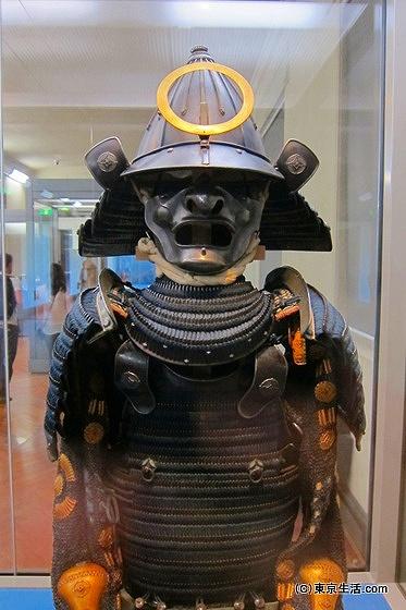 小堀遠州の鎧
