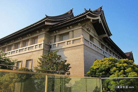 東京国立博物館の本館