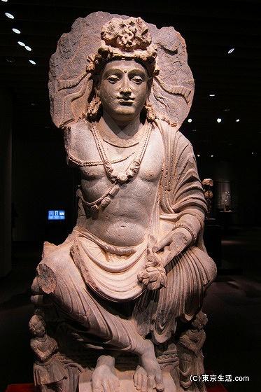 インド地方の仏像