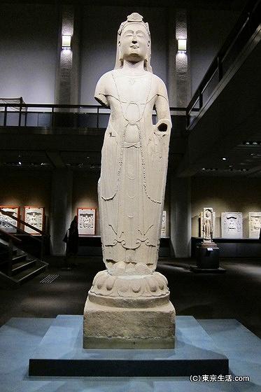 中国の仏像