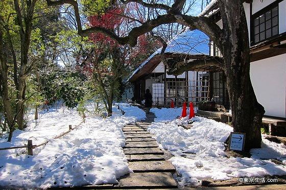 雪の武相荘