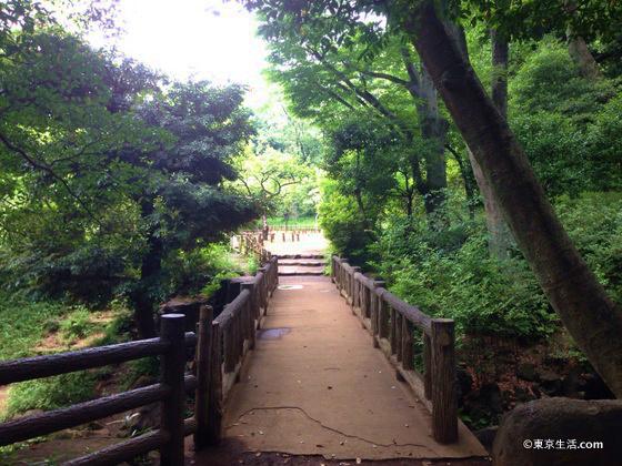 広尾の有栖川宮記念公園