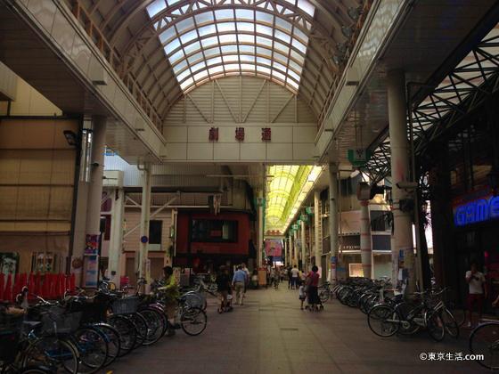 岐阜の柳ヶ瀬商店街