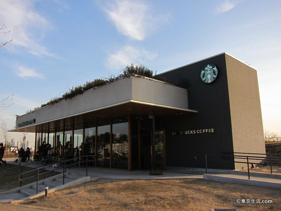 二子玉川のカフェ
