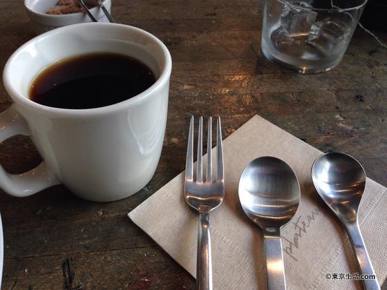 池袋のカフェ|プラトーのコーヒー