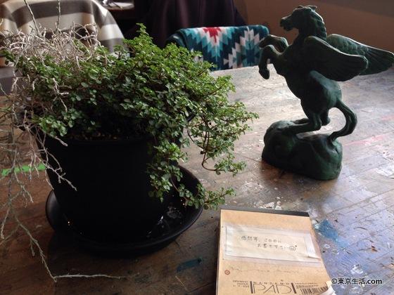 池袋のカフェ|プラトー