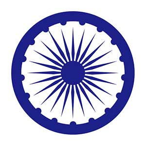 インドの仏展/法輪