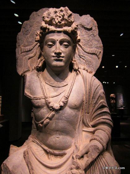 インドの仏展/弥勒菩薩