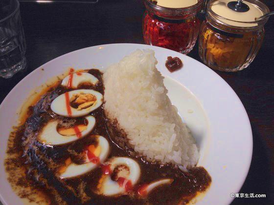 ムルギーのカレー|渋谷の美味しいおすすめグルメ