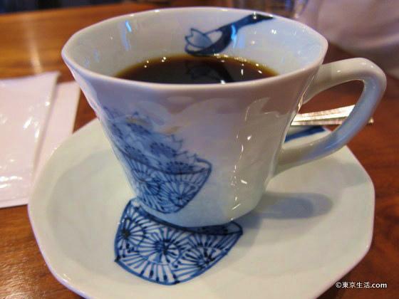 堀口珈琲のコーヒーカップ