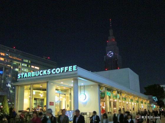 新宿サザンテラス店|ニューヨークに空目するスタバの画像