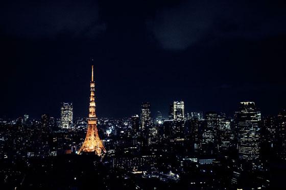 便利な東京