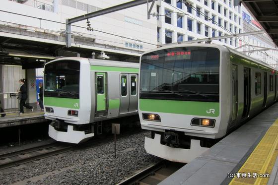 鉄道が便利な東京