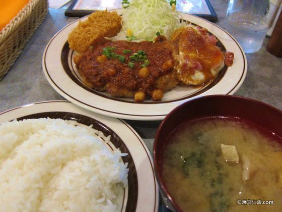 キッチンABC|池袋のグルメ
