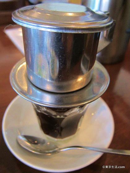 フォーベトのベトナムコーヒー|池袋のグルメ