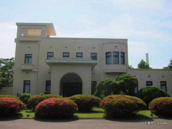 アール・デコの朝香宮邸