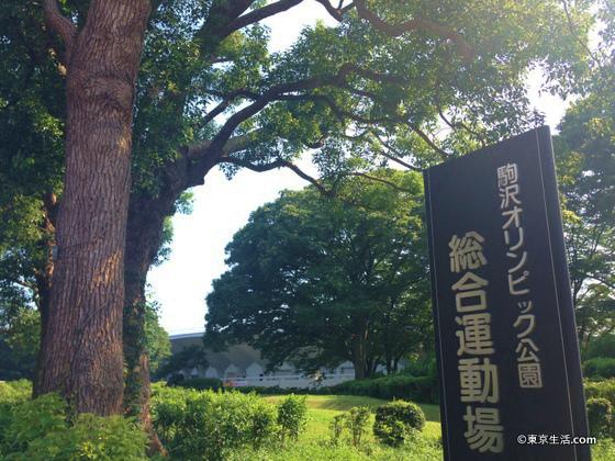 駒沢オリンピック公園を散歩
