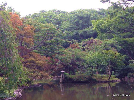 広尾にある有栖川宮記念公園|広尾