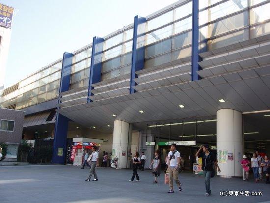JR赤羽駅