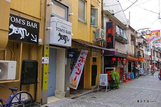阿佐ヶ谷の飲み屋街