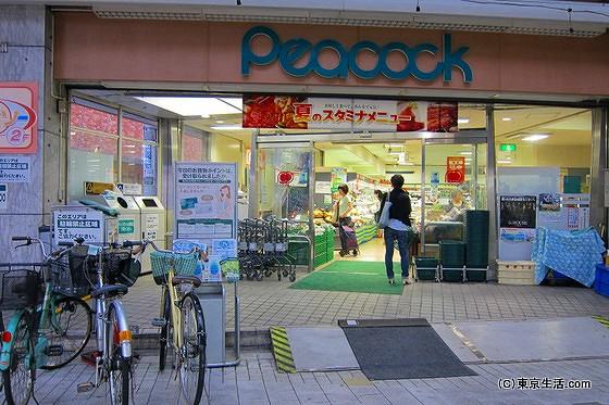 ピーコック阿佐谷店