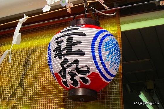 浅草の三社祭りの写真