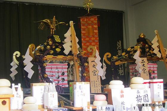 三社祭りのお神輿