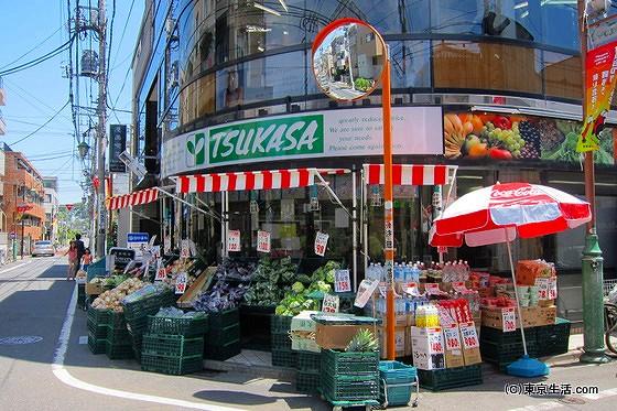 梅ヶ丘のスーパー
