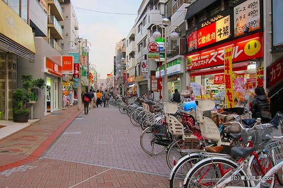 平井の商店街