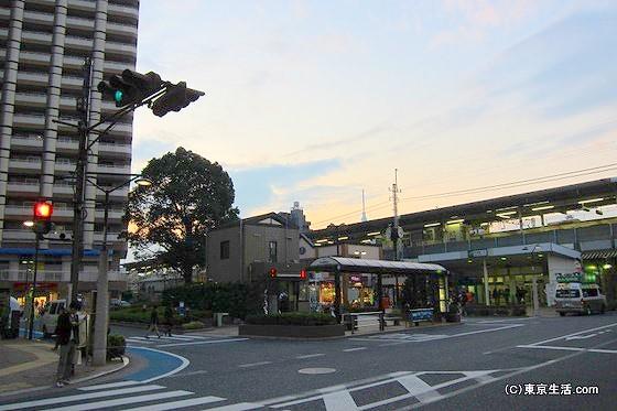 平井駅南口