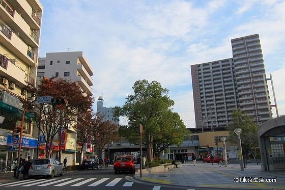平井駅北口