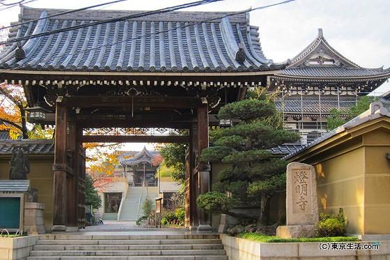 平井の灯明寺