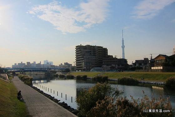 平井の散歩|旧中川と荒川の間の江戸川区の街の画像