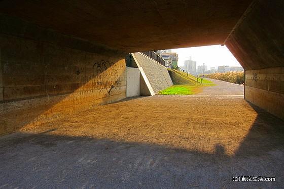 旧中川の橋