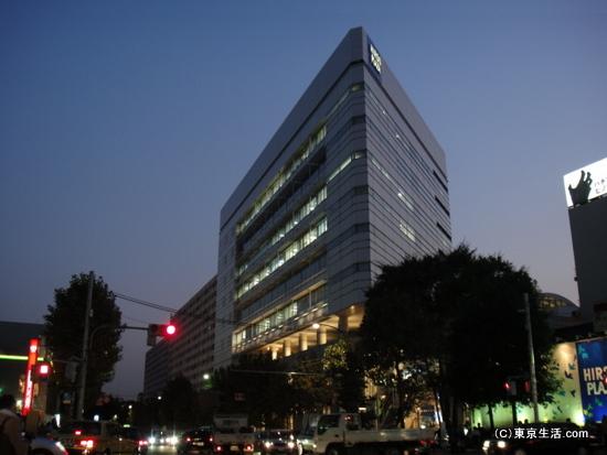 大使館だらけのセレブ街と有栖川公園|広尾の散歩