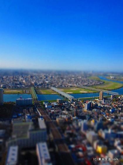 江戸川の鉄橋