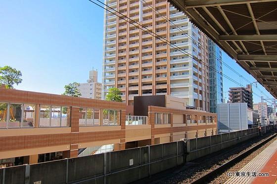 市川駅からのマンション