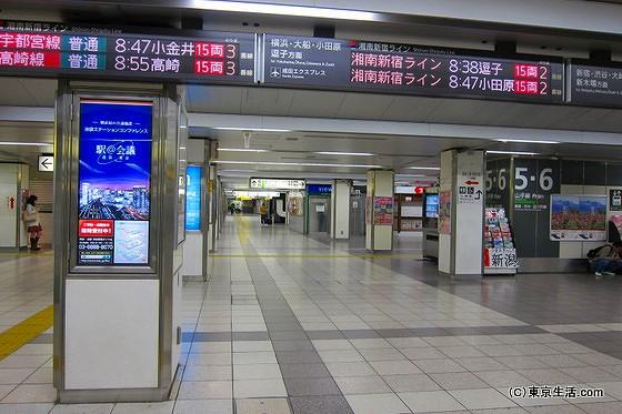 池袋駅のJR改札