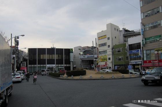十条駅北口