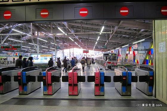 東急線蒲田駅