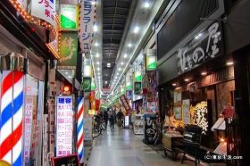 蒲田がNHKドラマの舞台になるよ|蒲田の商店街