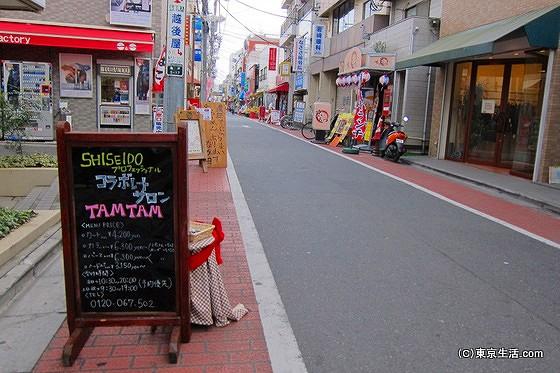 生活密着型の亀戸中央通商店街