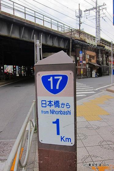 日本橋からも1キロの神田