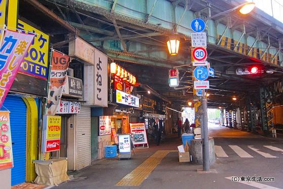 昭和の雰囲気の神田