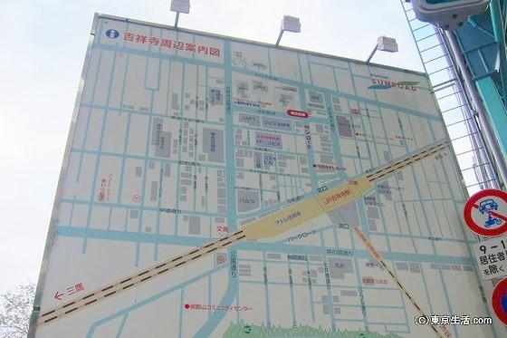 吉祥寺の商店街|計算されつくされた吉祥寺の秘密の画像