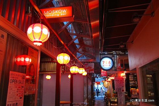 吉祥寺のハモニカ横丁を散歩