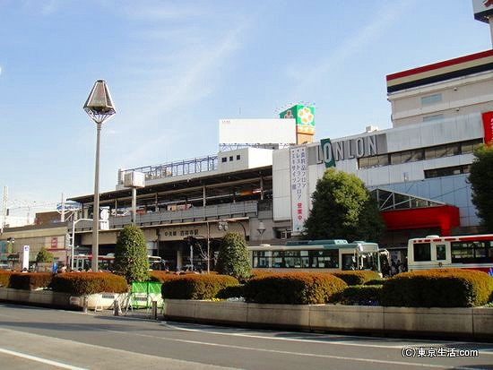 JR吉祥寺駅前